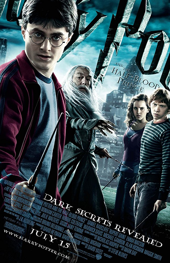 Harry Potter and the  Half - Blood Prince (2009)
