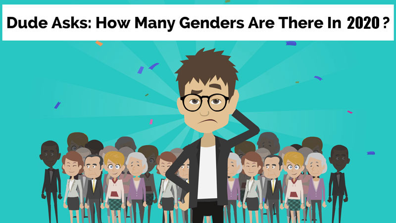 How Many Genders Are There In 2020?
