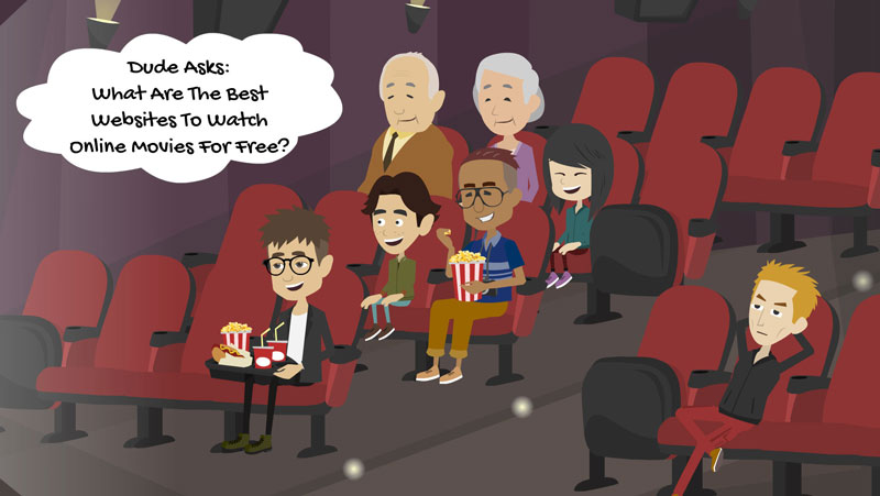 What Are The Best Websites To Watch Online Movies For Free?