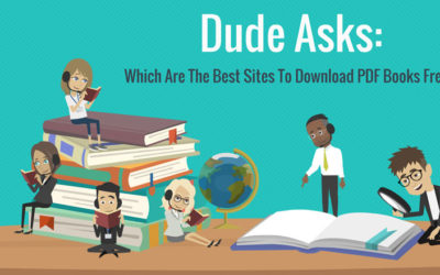 Which Are The Best Sites To Download PDF Books Free?