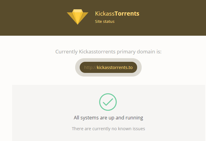kickass torrent tracker
