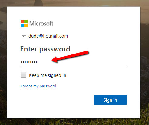 hotmail login3