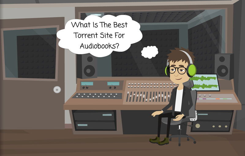 What Is The Best Torrent Site For Audiobooks?
