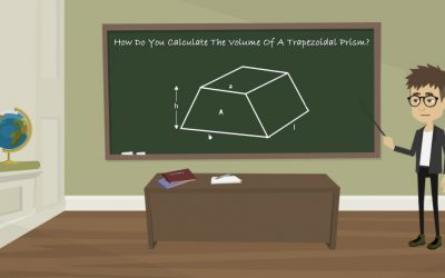 How Do You Calculate The Volume Of A Trapezoidal Prism?