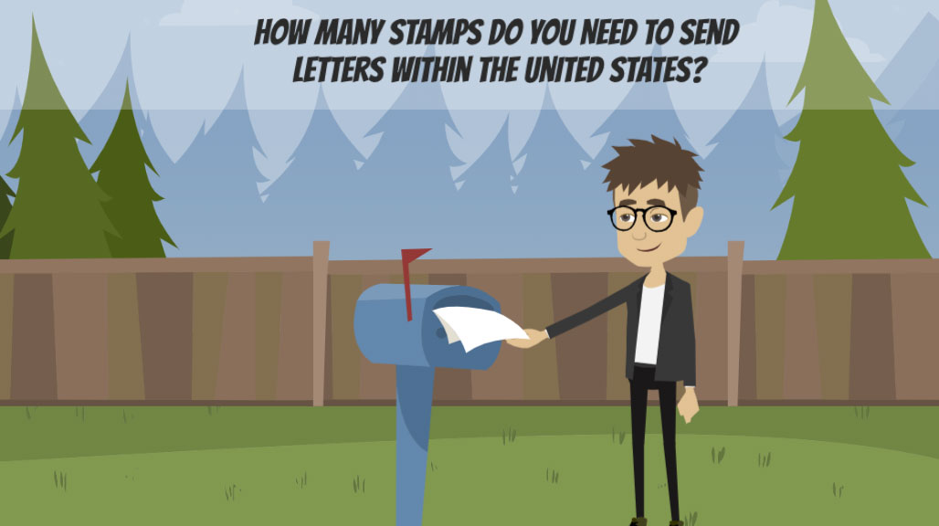 how many stamps do you need to send a letter how many stamps do you need to send letters within the 22198 | How Many Stamps Do You Need To Send Letters Within The United States