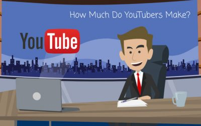 How Much Do YouTubers Make When Their Videos Get 50k, 100k, 500k or 1m Views?