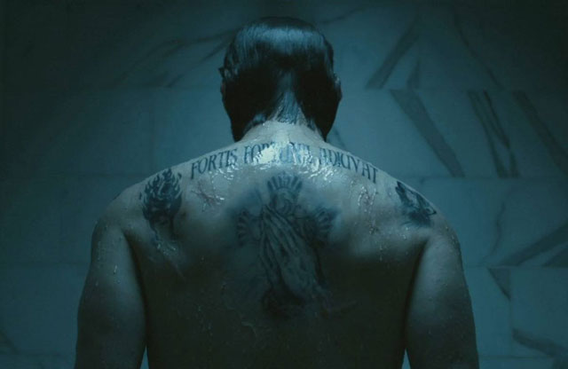 john wick tattoo back