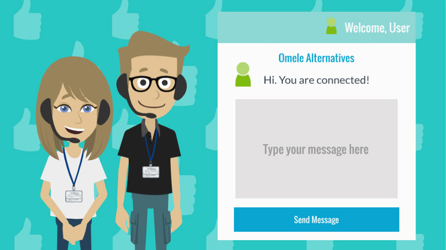 Are There Any Chat Sites Like Omegle – Omegle Alternatives?