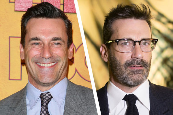 Jon Hamm Beard Growth