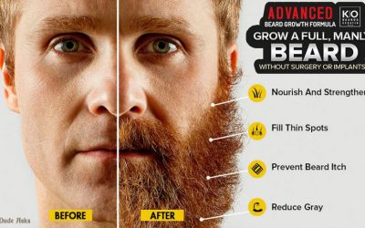 How Can I Grow a FULL Manly Beard? Advanced Beard Growth 2020