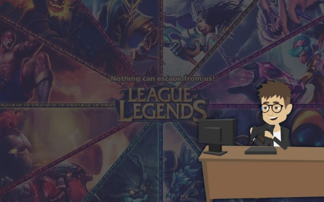 How Many Champions Are There In League Of Legends - DudeAsks