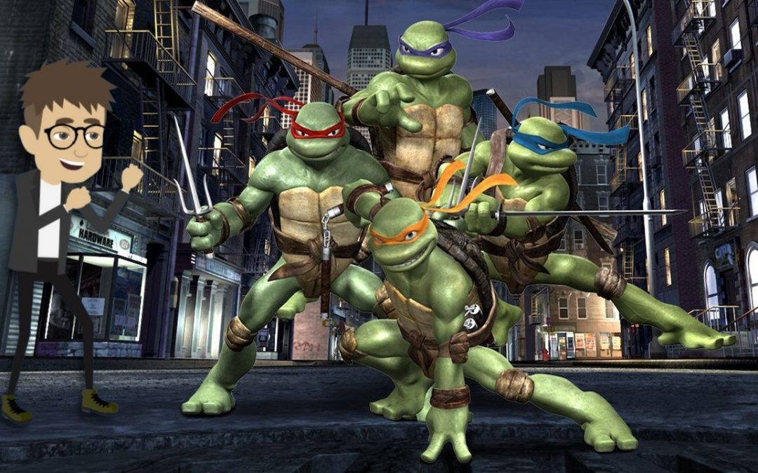 What Are The Teenage Mutant Ninja Turtles' Names And Colors?