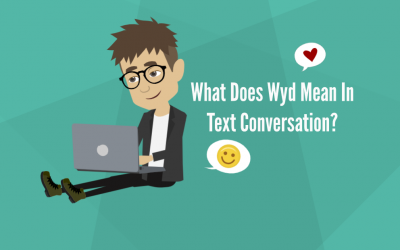 What Does Wyd Mean In Text Conversation?