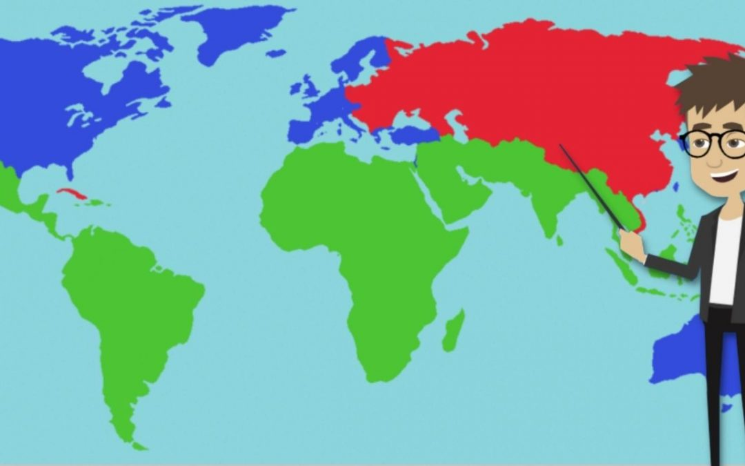 What Are First World, Second World And Third World Countries - DudeAsks